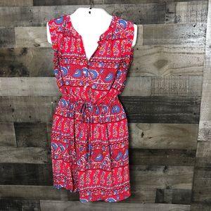 Ann Taylor | Tie Waist Dress~S
